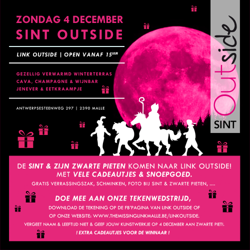 Sint Outside!