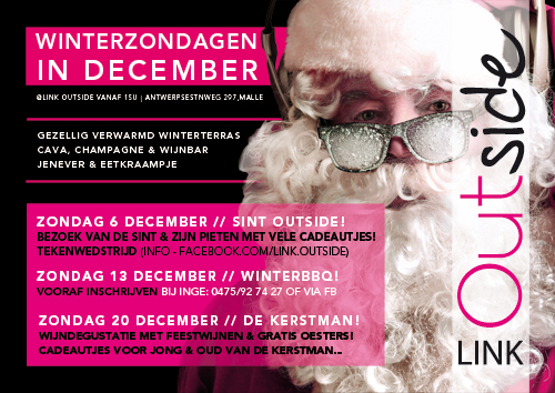 Winterzondag in December @ Link Outside