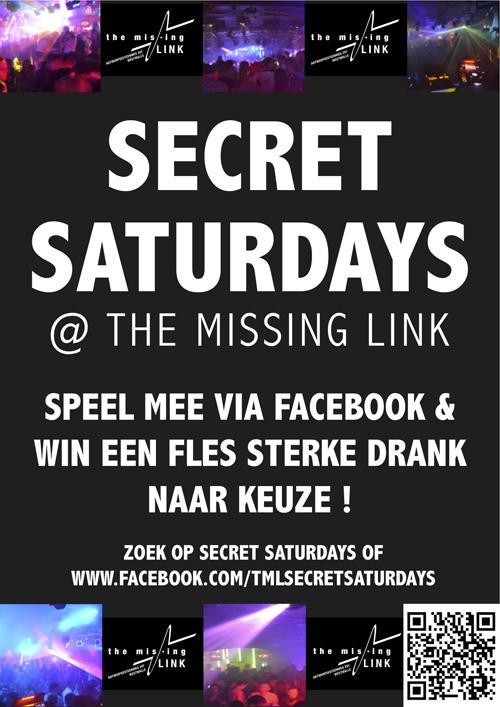 Secret Saturdays! Win Fles Sterke Drank