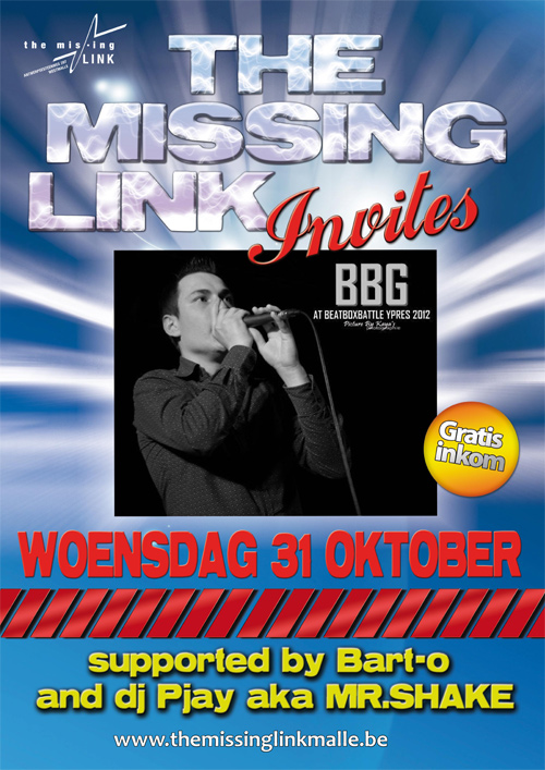 The Missing Link Invites BBG