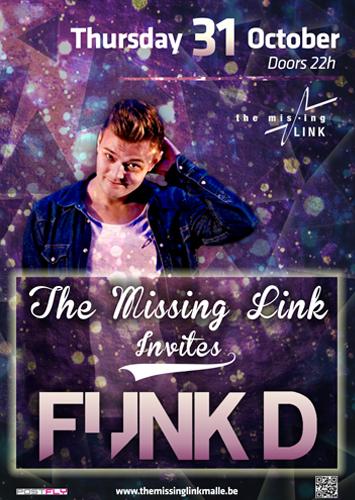 Link Invites … FUNK D !