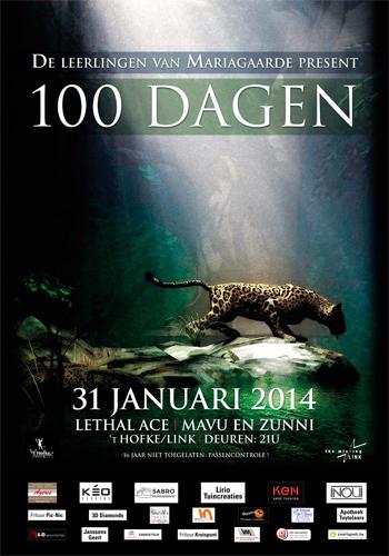 100 Dagen Mariagaarde 2014