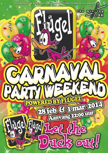Carnaval & Fuif Dames Antonia!