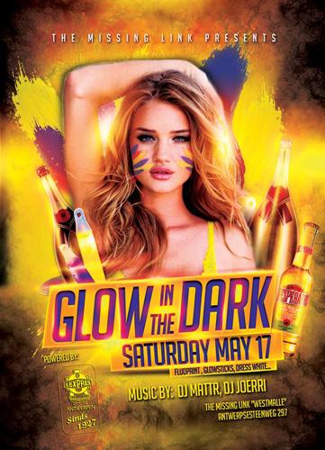 Glow In The Dark ✌ 2014
