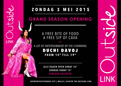 Link Outside | Grand Season Opening!