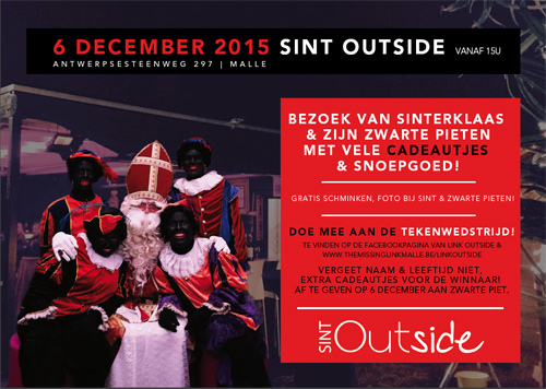 Sint Outside