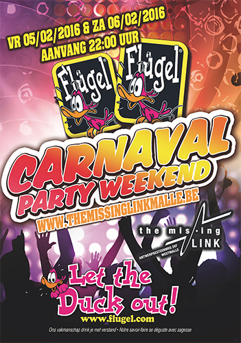 Carnaval Party Weekend