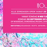 LINK OUTSIDE: ALLE ZONDAGEN OPEN VANAF 20 MAART 2016