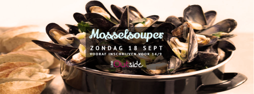 Mosselsouper @ Link Outside