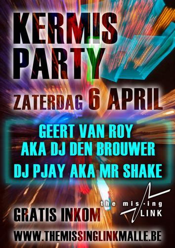 KERMIS PARTY!