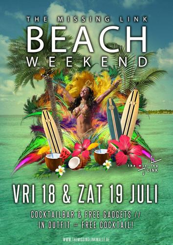 Beach Weekend!