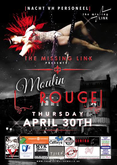 "TML presents ""Moulin Rouge!"""