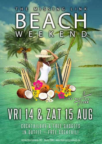 Beachweekend