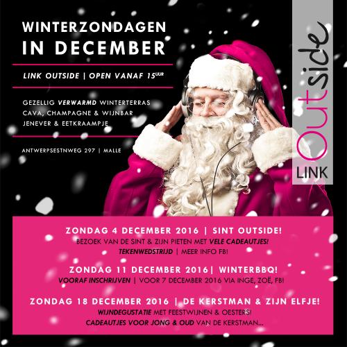 Winterzondagen | De kerstman
